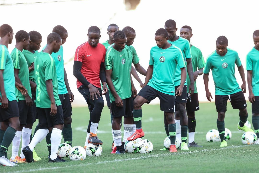 FIFA U-17 World Cup: Nigeria to face Hungary, Ecuador, Australia