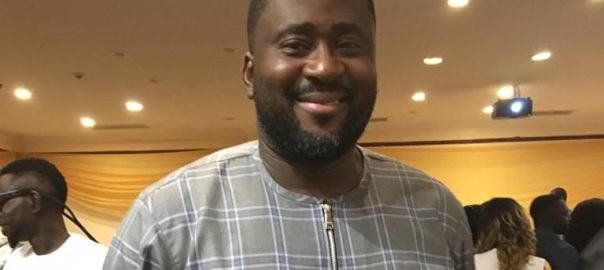 Nigerian actor and politician, Desmond Elliot.