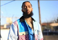 American rapper and activist, Ermias Davidson Asghedom, also know as Nipsey Hussle. [PHOTO CREDIT: Official Instagram page of Nipsey Hussle]