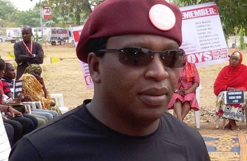 Ibrahim Wala, popularly called I G Wala [Photo: Daily Nigerian]