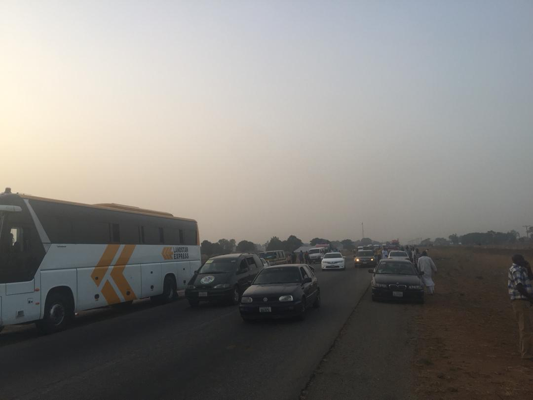 Gunmen attack travellers on Abuja-Kaduna Highway, abduct many