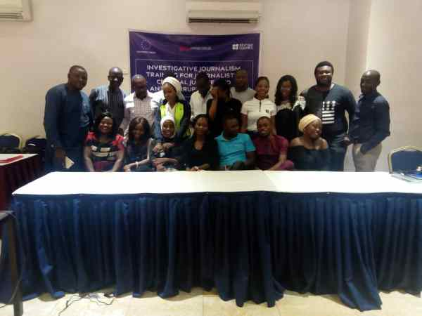 PTCIJ holds training for journalists on criminal and anti-corruption sector