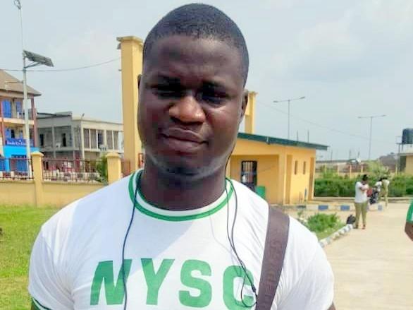 Oluwatobiloba Popoola, corp (NYSC) member who was killed in Bayelsa State.