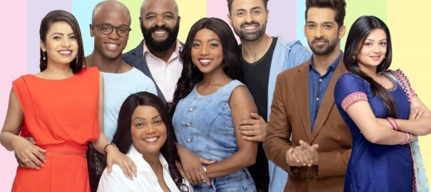 Mehek is set to be the first Bollywood TV production to include African actors as part of its cast Photo Zeeworld