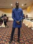 Mubarak Bakare is the tallest model in sub sahara africa Photo by Jayne Augoye (2)