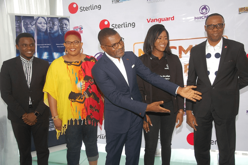 Oluwaseunayo Lojede_ Maccme Board Member, Juliet Kego_ Ex- Minister of Information and Communications, Frank Nweke Jnr_ Founder, Maccme, Nicole Adigwe_ and Head, Technology & Digital Compliance, St (1)
