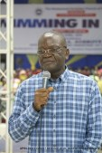 Governor of Benue State, Samuel Ortom