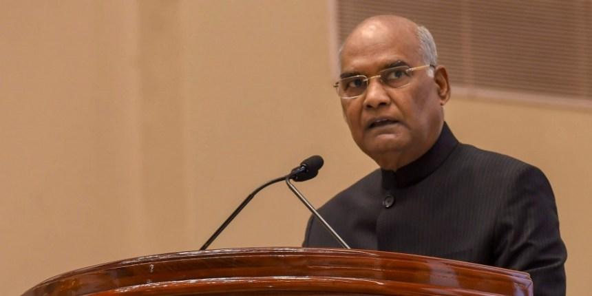 President Ram Nath Kovind[PHOTO CREDIT: the new indian express]