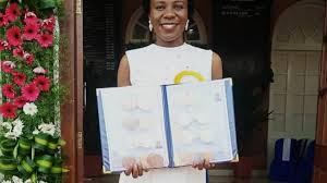 Emelife Chinelo Stella, who recently won 20 medals for her outstanding performance in the University of Mysore, India