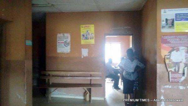 A primary healthcare facility