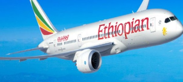 The Ethiopian Airlines