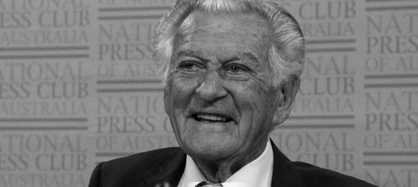 Bob Hawke [Photo: dw.com]