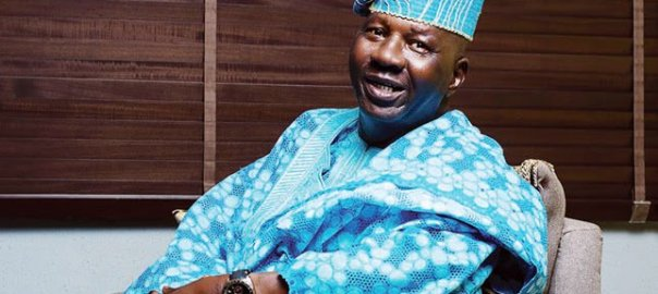 Babatunde Omidina aka Baba Suwe. [Photo: Punch]