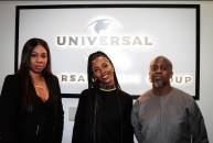 Tiwa Savage signs with Universal Music Group (UMG). [PHOTO CREDIT: Universal Music Group]