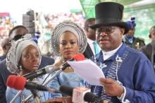 #Inauguration2019: Governor Nyesom Wike