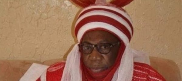 Magajin Garin Daura, Musa Umar. [PHOTO CREDIT: DailyTrust]