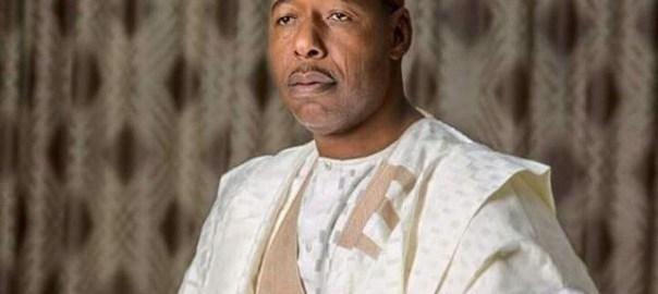 Governor-elect, Babagana Zullum