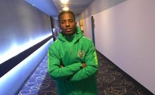 Success Makanjuola, one of the five strikers selected to represent Nigeria at the FIFA U-20 World Cup in Poland