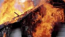 burning-building used to illustrate story