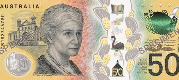 Australian fifty-dollar-note[PHOTO CAPTION: Australian Geographic]