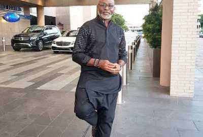 Veteran Nollywood actor, Richard Mofe-Damijo, popularly known as RMD