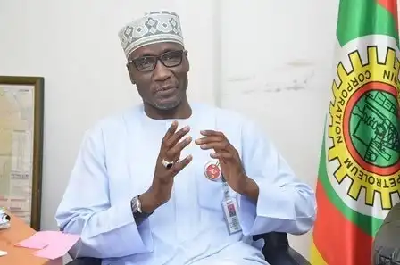 The Group General Manager, Crude Oil Marketing Division (COMD) of the NigerianNational Petroleum Corporation (NNPC), Mele Kyari