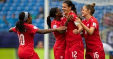 Team Canada: 2019 Women's World Cup [Photo: Sports Interaction Blog]