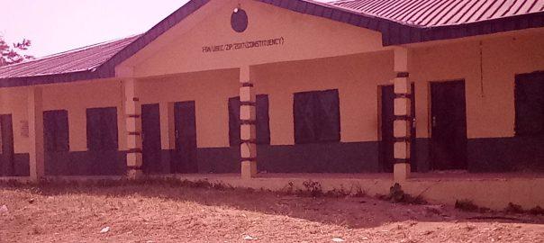 AUD primary school, Ilie, Odo-otin LG.
