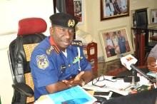 Abdullahi Gana, Commandant General (CG), Nigeria Security and Civil Defence Corps (NSCDC)