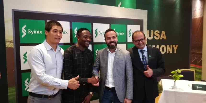 Ahmed Musa secures new endorsement deal
