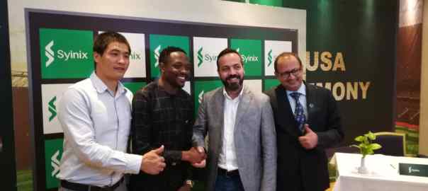Ahmed Musa secures new endorsement deal