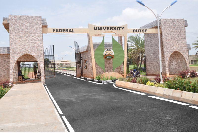 Federal University, Dutse (FUD), Jigawa State