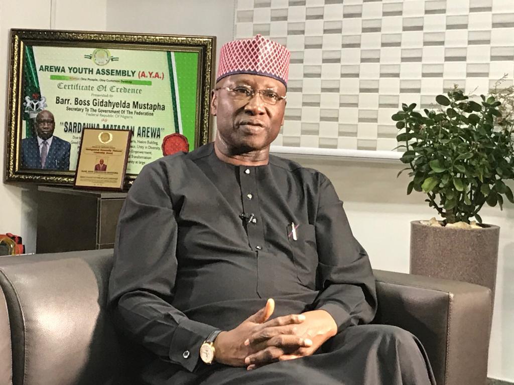 In Praise of Boss Mustapha @ 65