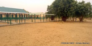 Premises of Jigawa school for the blindPremises of Jigawa school for the blindPremises of Jigawa school for the blind