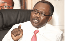 Former Attorney-General of the Federation, Mohammed Adoke (Photo Credit: Abuja Reporters)