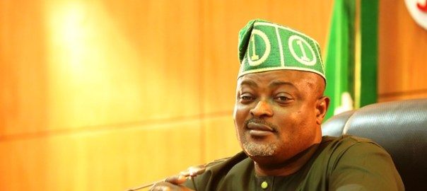 Mudashiru Obasa, Speaker, Lagos State House of Assembly