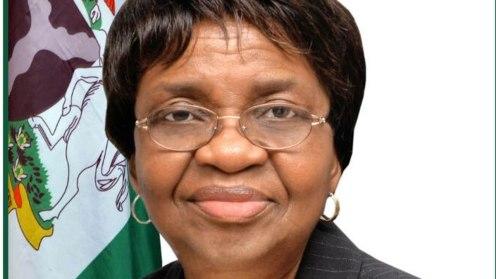 NAFDAC boss, Christiana Adeyeye [Photo: Lagos Television]