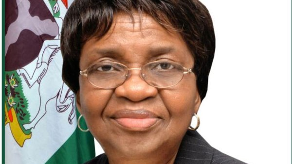 NAFDAC boss, Christiana Adeyeye [Photo: Lagos Television]