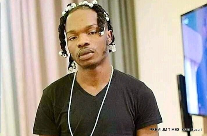 Nigerian musician, Naira Marley. [PHOTO CREDIT: Official Instagram page of Naira Marley]