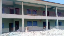 Ongoing renovation Kofar Hausa Primary School (Nasarawa)