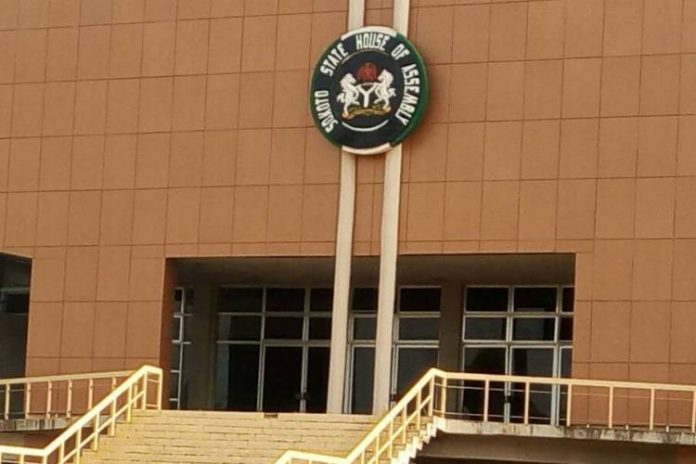 Sokoto State House of Assembly