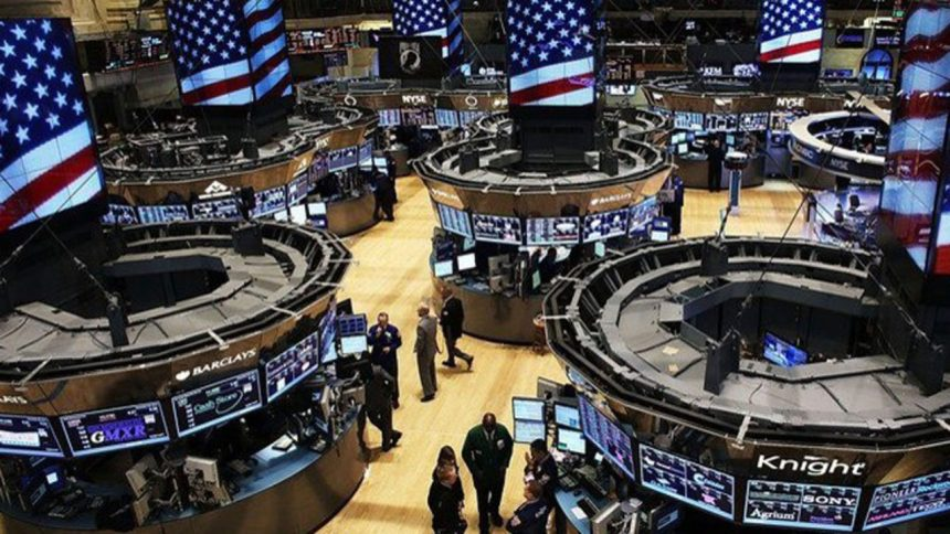 US Stocks Market (Photo Credit: Business Recorder)