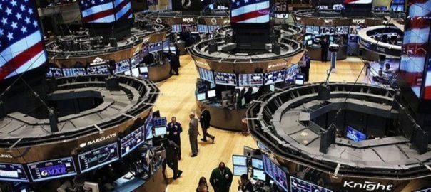 US Stocks Market (Photo Credit: Business Recorder)