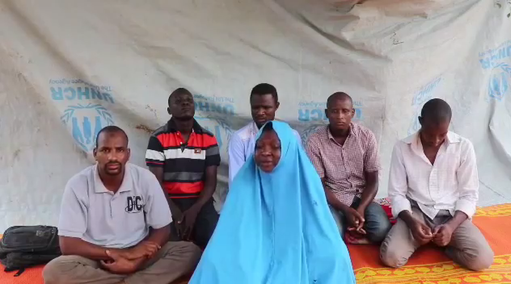 Presidency reacts to video on abducted humanitarian workers in Borno