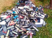 Polytechnic Ibadan destroys over 1,000 mobile phones worth N15 million