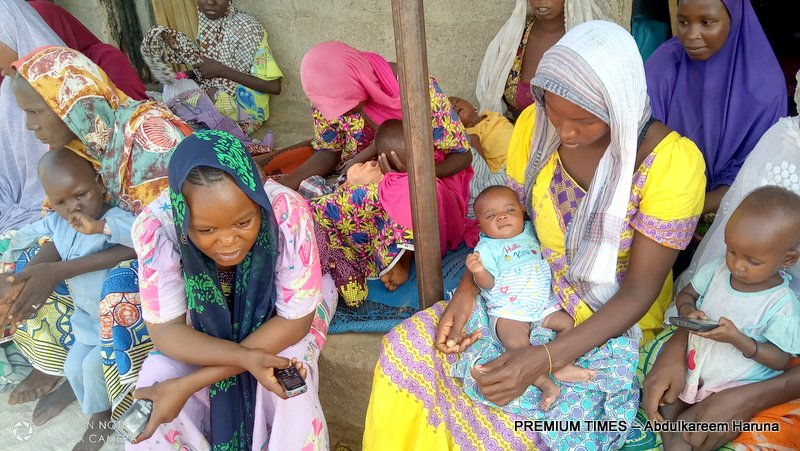Starving IDPs in Borno plead for government assistance