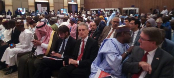 Lake Chad forum; Radisson Blu (Pix credit, Tosin OMONIYI)