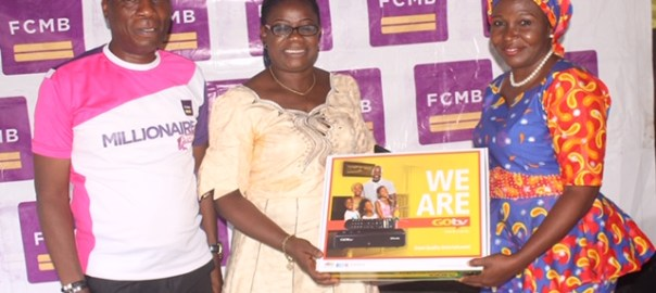 "FCMB Rewards Hundreds of Customers in the Second Draws of ""Millionaire Promo Season 6''"
