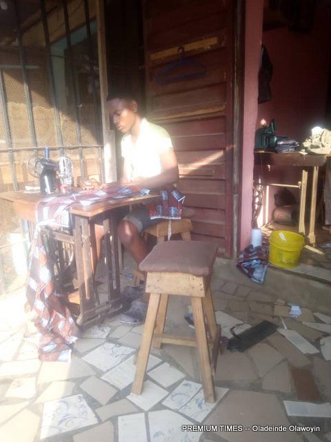 An Ibadan Apprentice