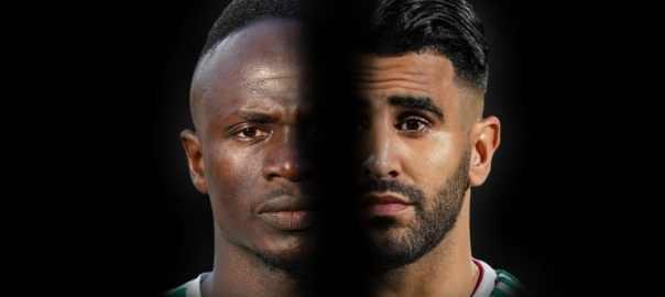 Mane and Mahrez. [PHOTO CREDIT: FIFA.com]